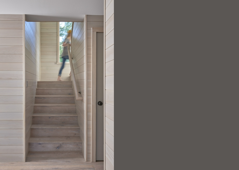 Nickel gap pine, Sherwin Williams stain, US Floors