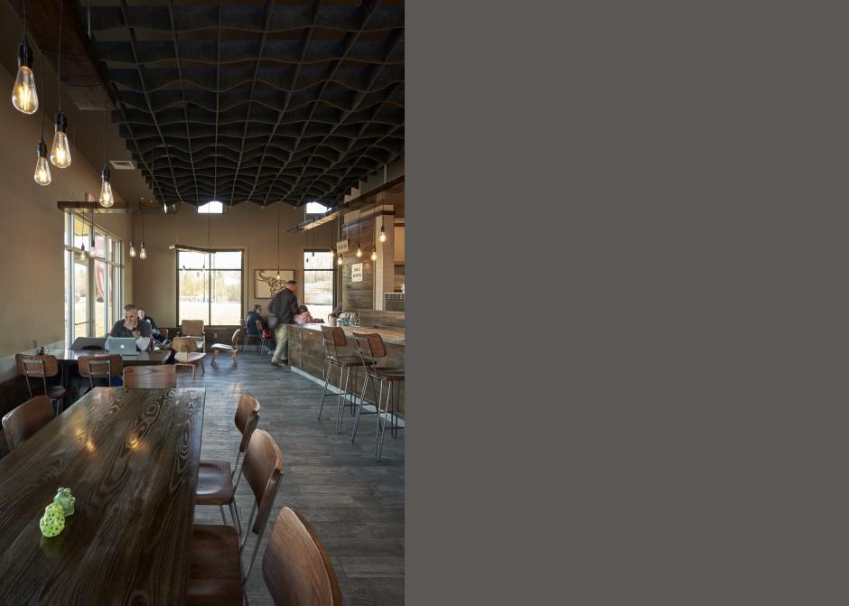 Coffee Shop, Restaurant Design, Cafe Design, Architect, Maine