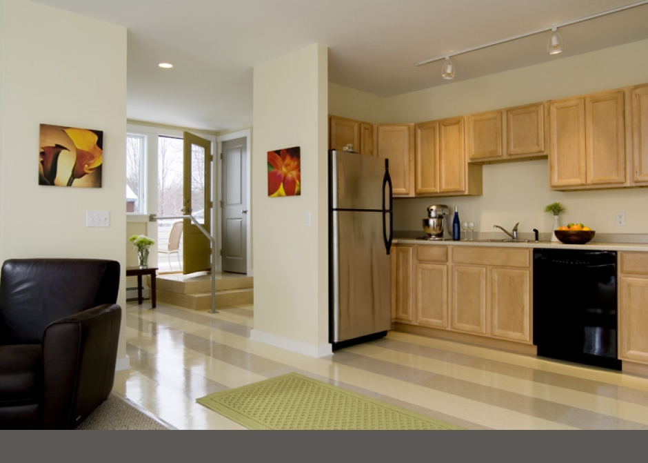 Penthouse design, Architecture, Roof Deck, Maine Architect