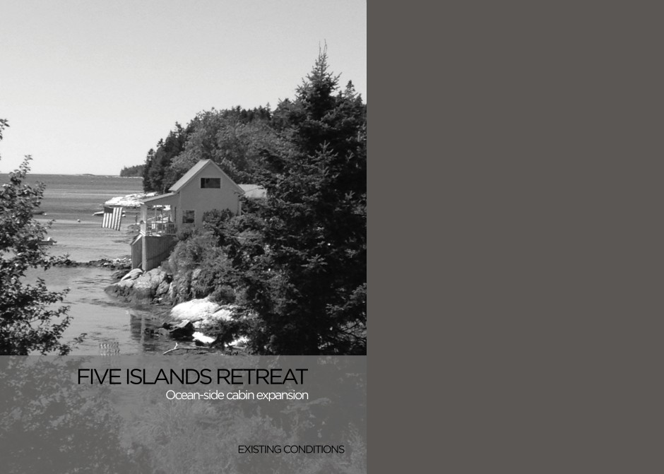 existing cottage, AIA unbuilt awards