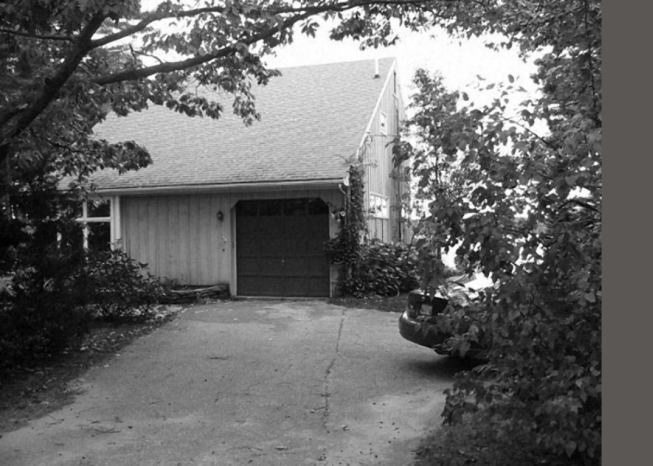 Existing House, Flying Point, Freeport Maine