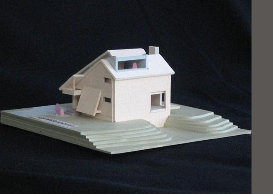 Architecture Model, Maine Architect, Design Model