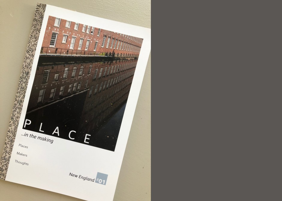 Place in the Making periodical- 2017, Maine Architect