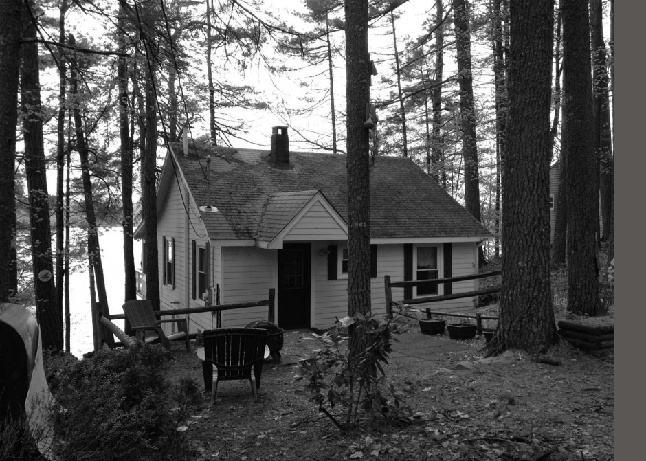 Existing cottage