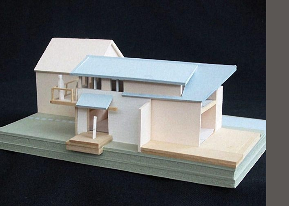 Design Model, Architecture model, Maine Architect
