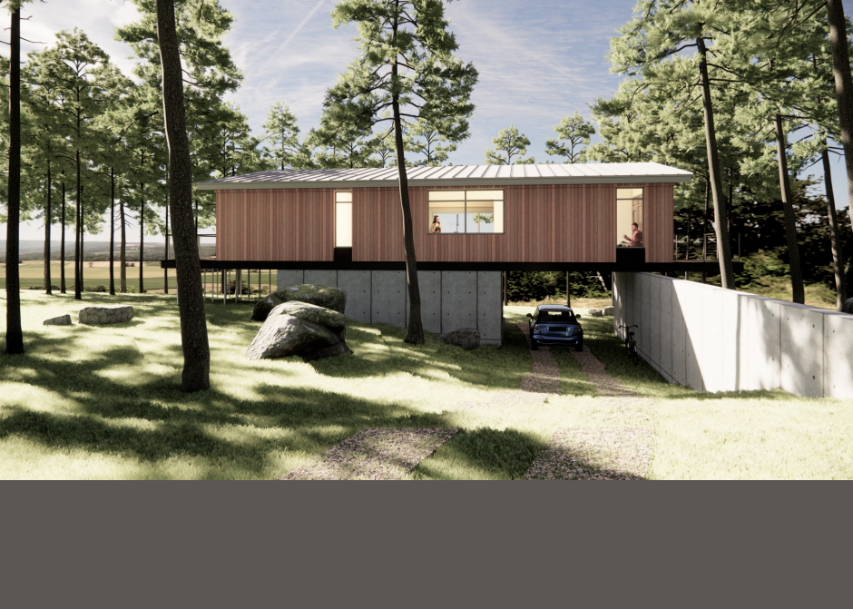 prefabricated design