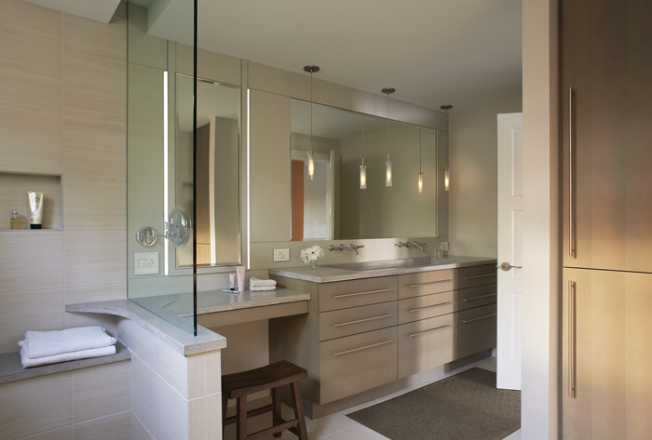 Modern Master Suite modern master suite, raymond maine | christopher m. delano, architect