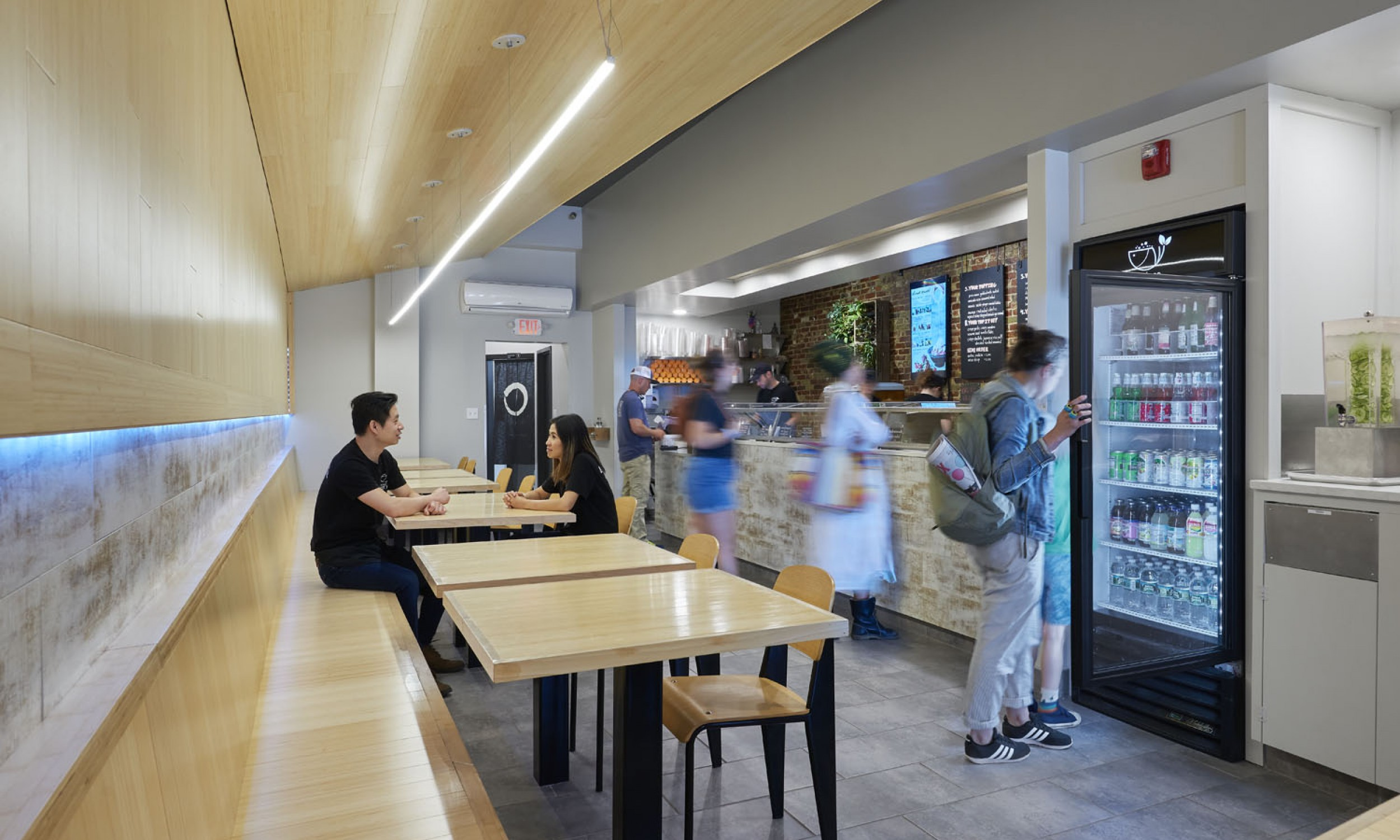 Restaurant interior, Restaurant design, Maine Architect