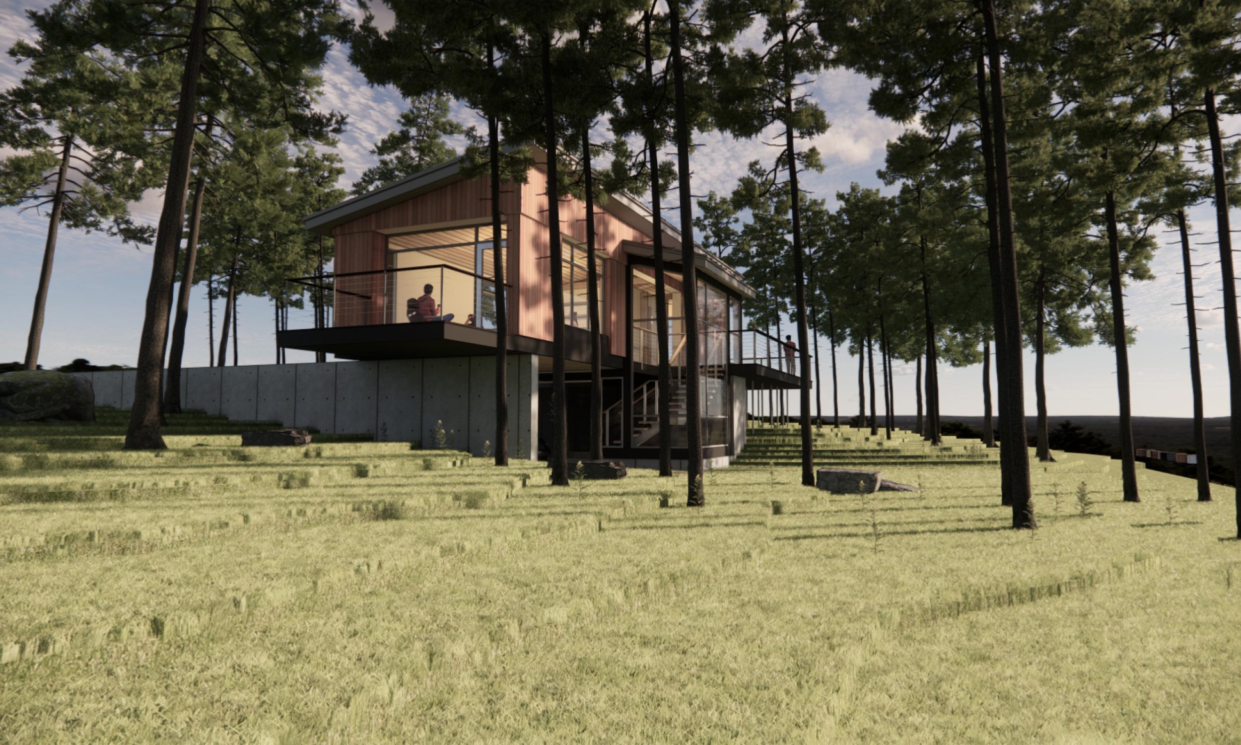 Maine Architect, Cottage Design