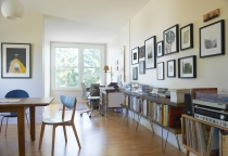 Apartment living, Maine Architect, Natural Light