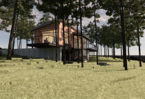 Prefabricated construction, Maine Architect, Natural Living, Sustainable