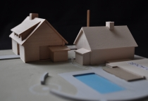Design Model, Maine Architect