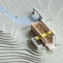 Design model, bas relief model, waterfront design, Maine Architect
