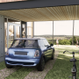 carport, prefabricated design